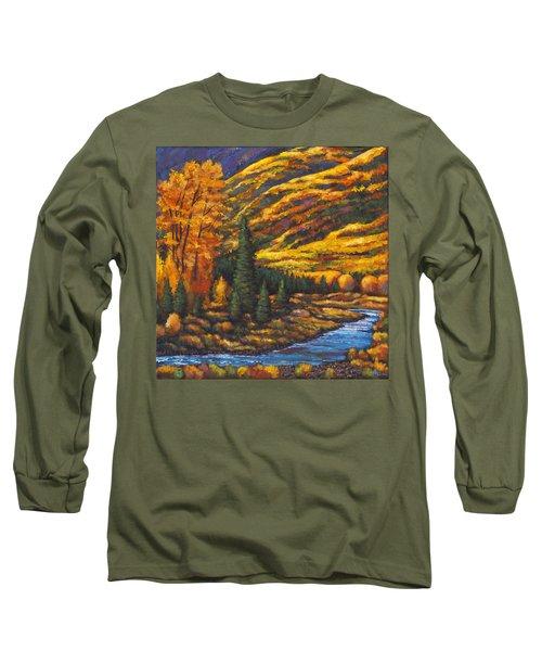 The River Runs Long Sleeve T-Shirt