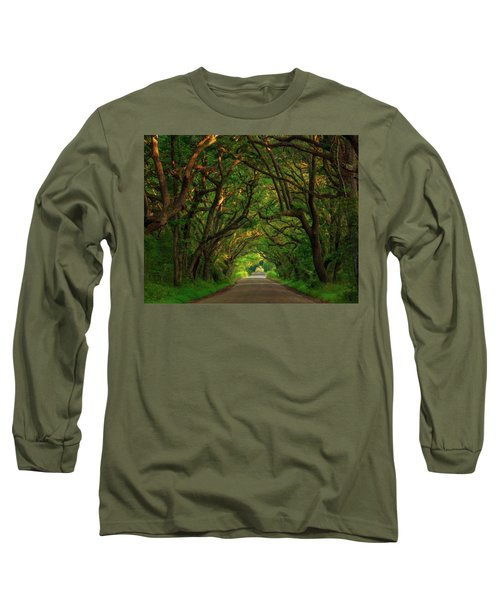 The Road To Heven  Long Sleeve T-Shirt
