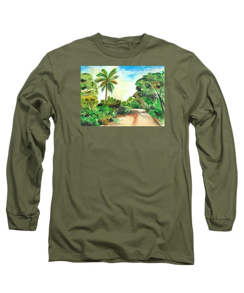 The Road To Tiwi Long Sleeve T-Shirt
