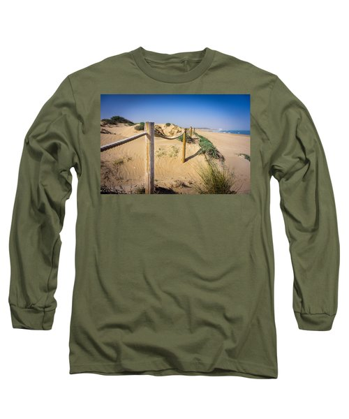 The Rope Fence. Long Sleeve T-Shirt