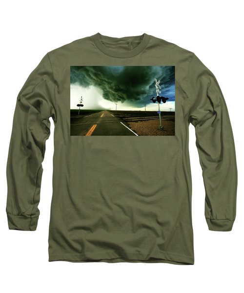 The Rough Road Ahead Long Sleeve T-Shirt