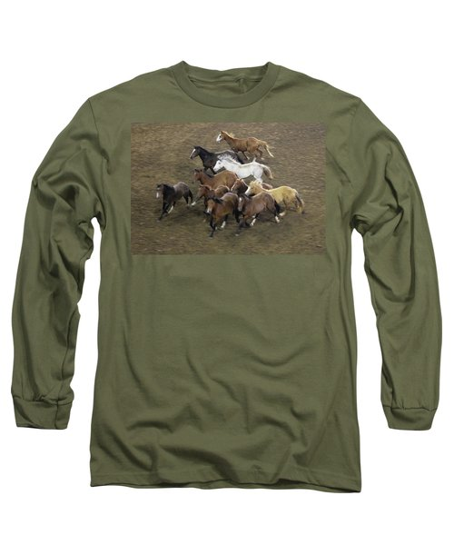 The Roundup Long Sleeve T-Shirt