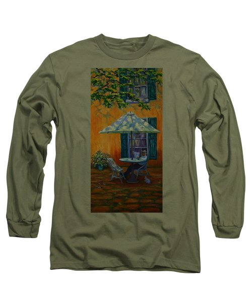 The Routine Long Sleeve T-Shirt