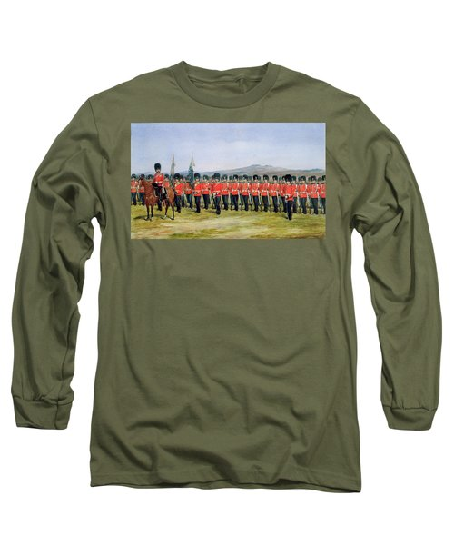 The Royal Fusiliers Long Sleeve T-Shirt