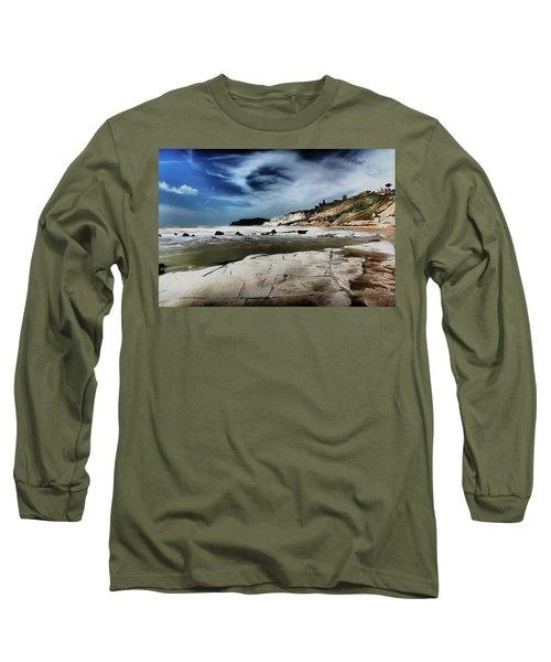 The Scala Dei Turchi II Long Sleeve T-Shirt