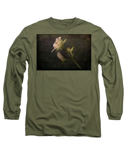 Long Sleeve T-Shirt featuring the photograph The Scent Of Jasmines by Randi Grace Nilsberg