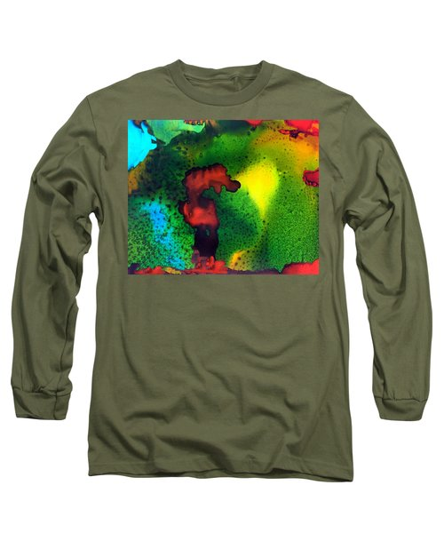 The Sea Horse Standoff Long Sleeve T-Shirt