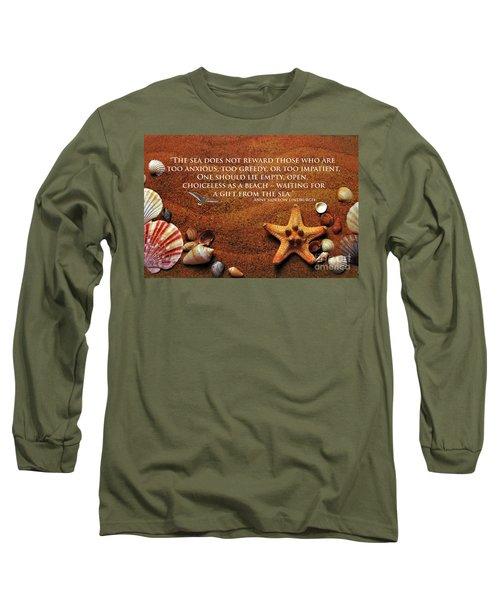 The Sea's Reward 2016 Long Sleeve T-Shirt