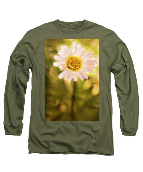 The Secret Language Of Flowers Long Sleeve T-Shirt