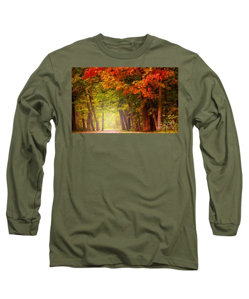 The Secret Place Long Sleeve T-Shirt by Rima Biswas
