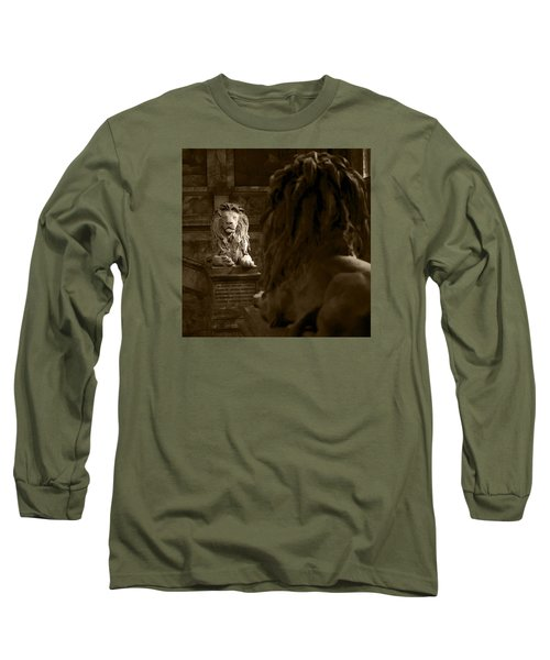 The Sentry's Long Sleeve T-Shirt