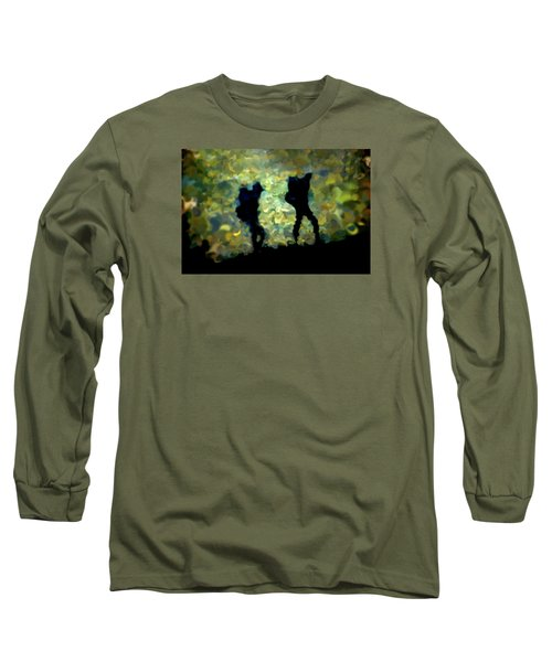 The Shadowalkers Long Sleeve T-Shirt