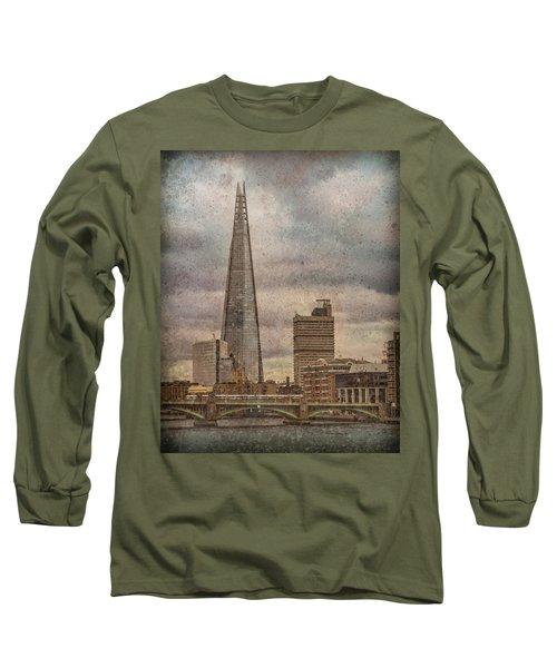London, England - The Shard Long Sleeve T-Shirt