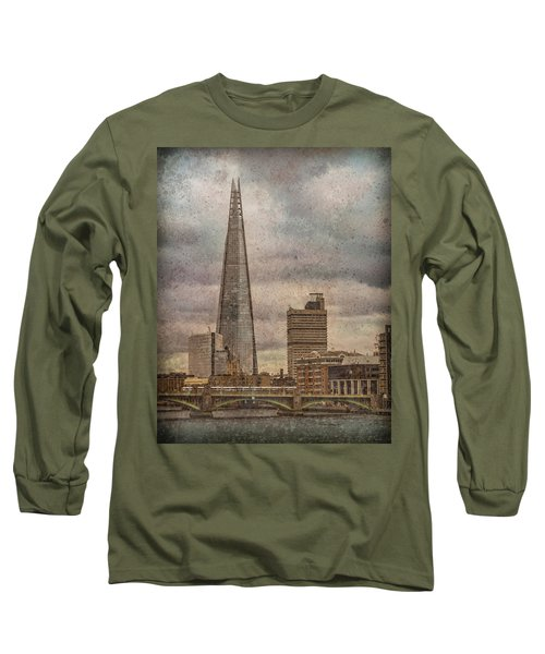 London, England - The Shard Long Sleeve T-Shirt