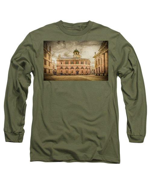 Oxford, England - The Sheldonian Theater Long Sleeve T-Shirt