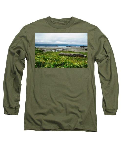 The Shoreline Long Sleeve T-Shirt