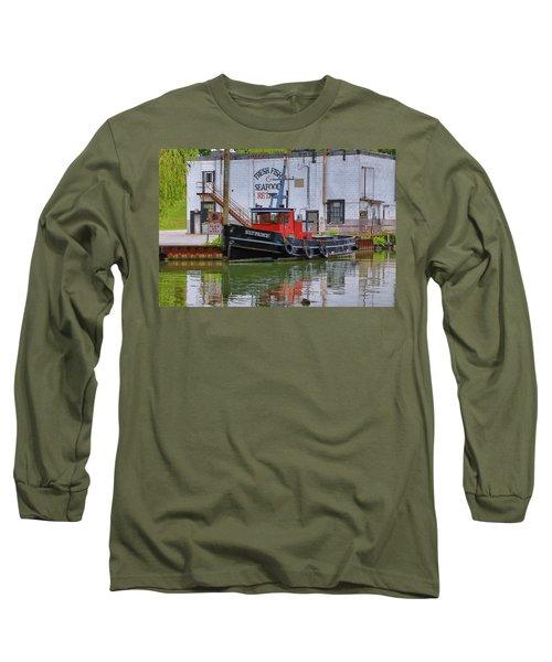 The Silt-prince Long Sleeve T-Shirt by Gary Hall