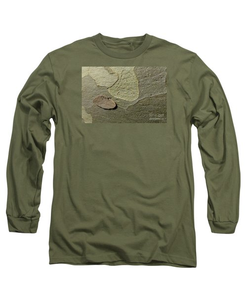 The Skin Of Tree Long Sleeve T-Shirt by Jean Bernard Roussilhe