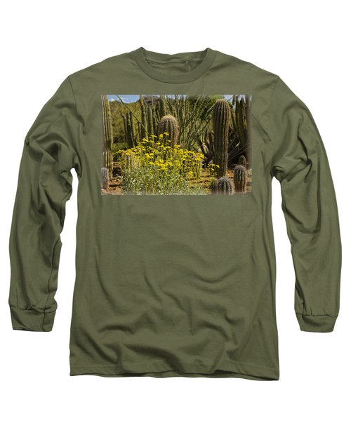The Song Of The Sonoran Desert Long Sleeve T-Shirt