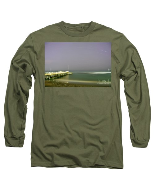 Long Sleeve T-Shirt featuring the photograph The Soul Of Interstellar by Erhan OZBIYIK
