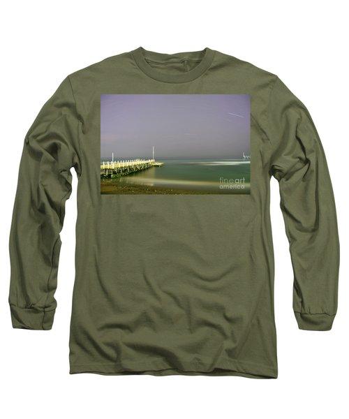 The Soul Of Interstellar Long Sleeve T-Shirt by Erhan OZBIYIK