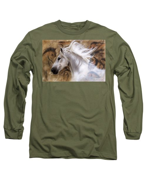 The Source II Long Sleeve T-Shirt by Sandi Baker
