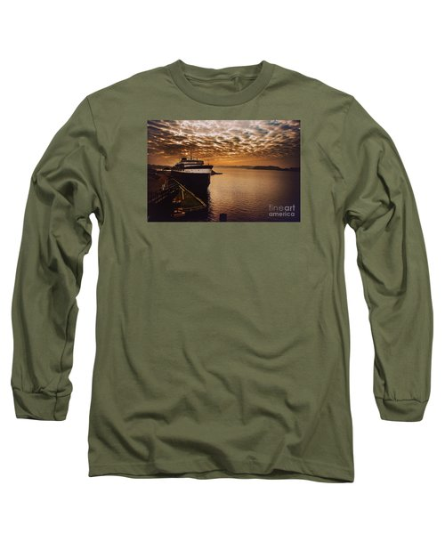 Long Sleeve T-Shirt featuring the photograph The Spartan by Randall  Cogle