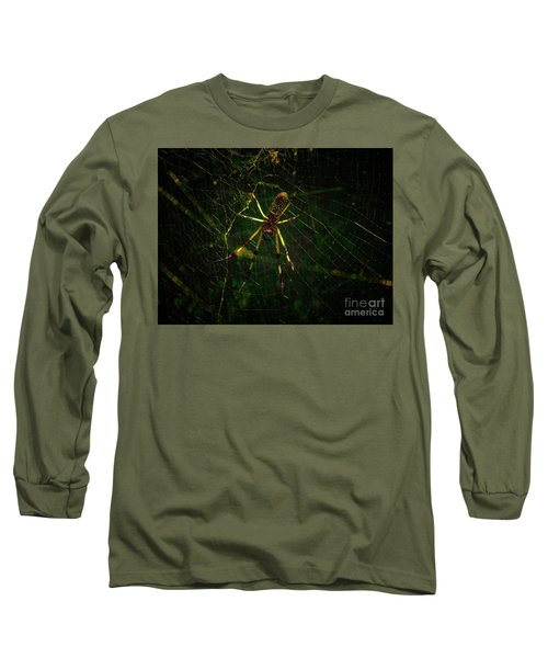 The Spider Long Sleeve T-Shirt