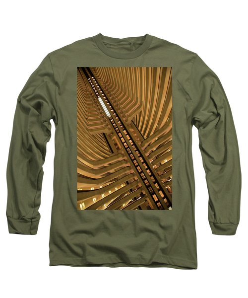 The Spine Long Sleeve T-Shirt