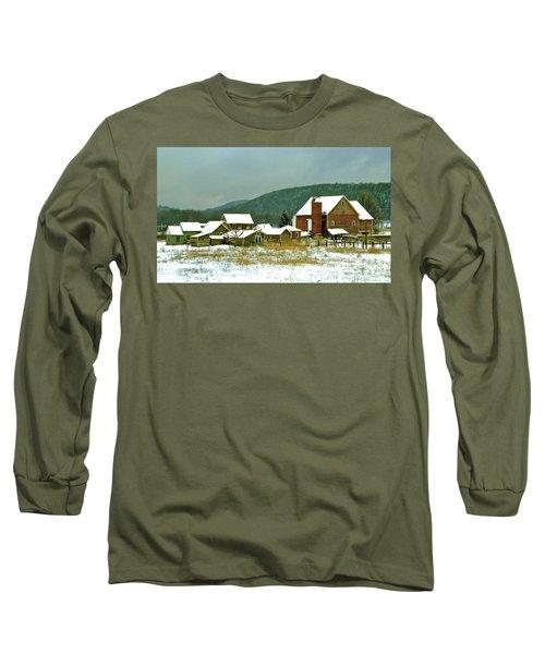 The Spread Long Sleeve T-Shirt