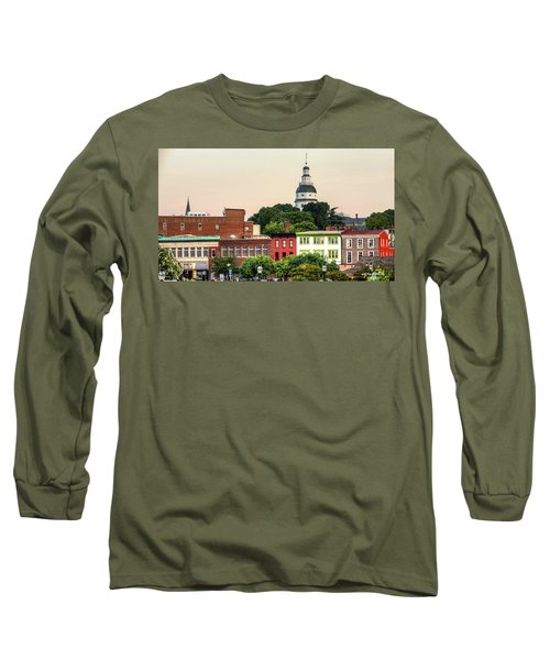 The State Capitol Long Sleeve T-Shirt
