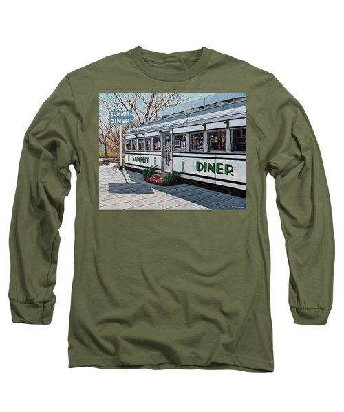 The Summit Diner Long Sleeve T-Shirt