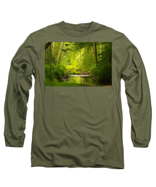 The Swamp Long Sleeve T-Shirt