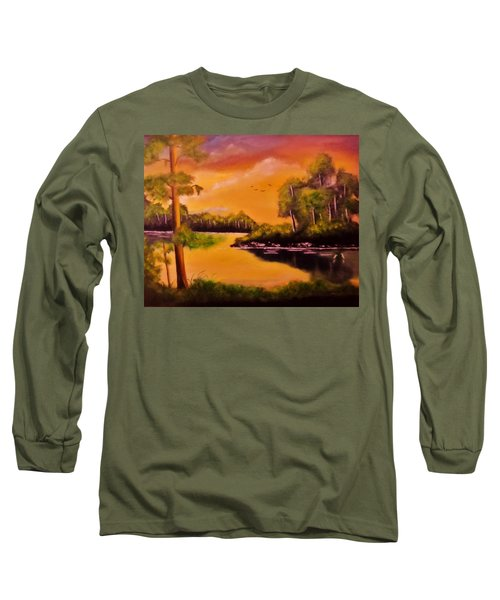 The Swamp Long Sleeve T-Shirt