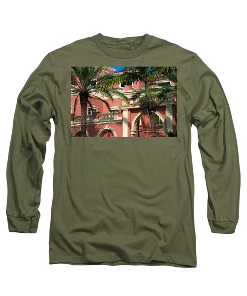 The Three Hundred Sixty Five Fifth Avenue S. Long Sleeve T-Shirt
