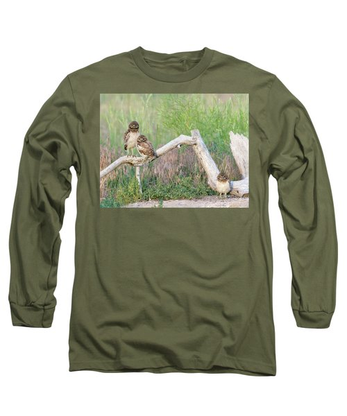 The Three Musketeers Long Sleeve T-Shirt