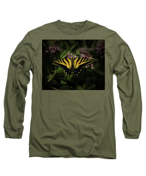 The Tiger Swallowtail Long Sleeve T-Shirt