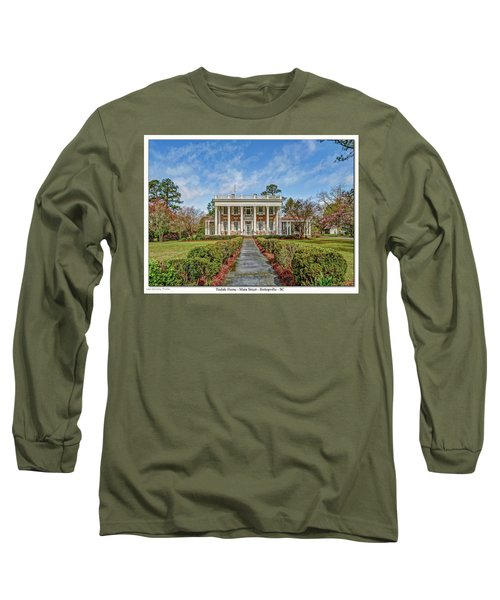 The Tisdale Manor Long Sleeve T-Shirt