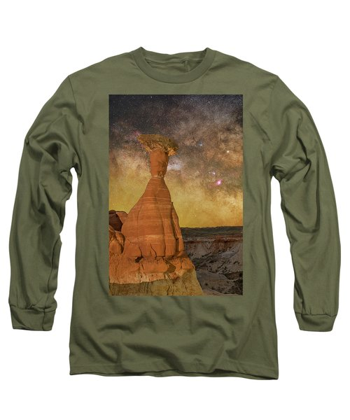 The Toadstool And The Core Long Sleeve T-Shirt