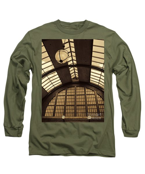 The Train Station Long Sleeve T-Shirt