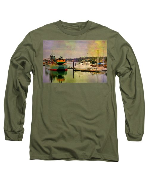 The Tug Boat Long Sleeve T-Shirt