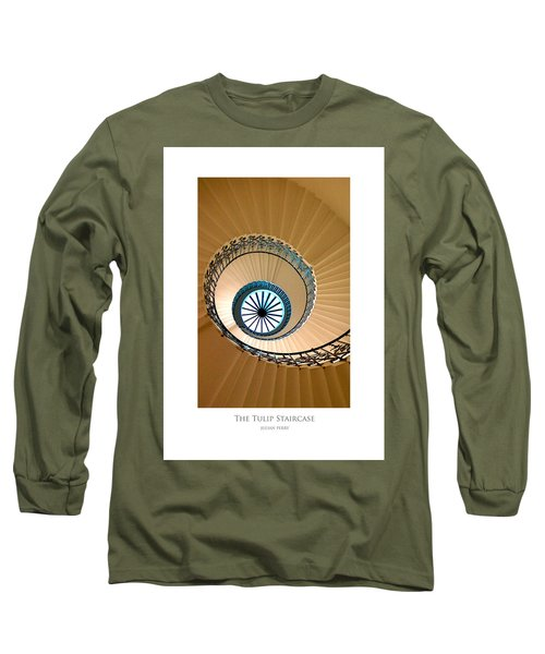 The Tulip Staircase Long Sleeve T-Shirt