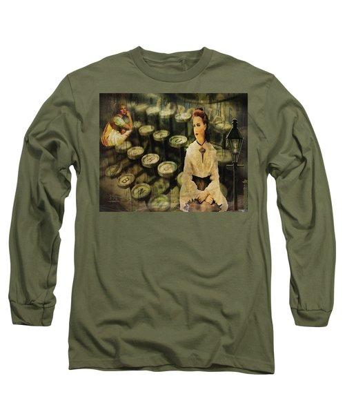 The Typist Long Sleeve T-Shirt