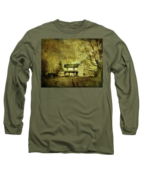 The Uninvited Long Sleeve T-Shirt by Mark Allen