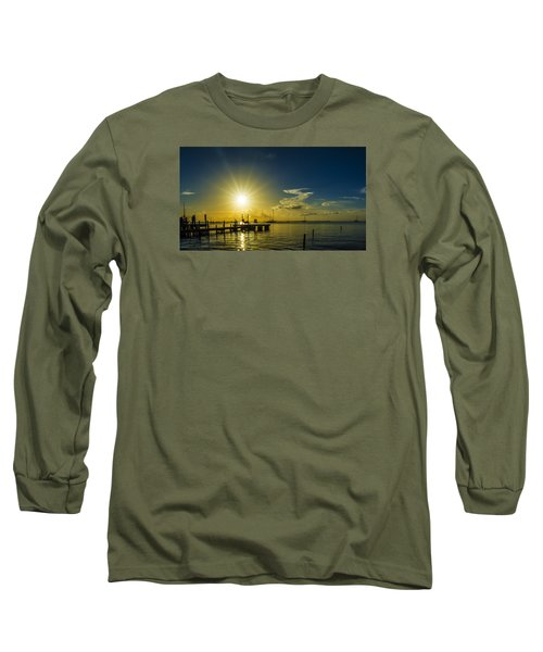 The View Long Sleeve T-Shirt by Kevin Cable