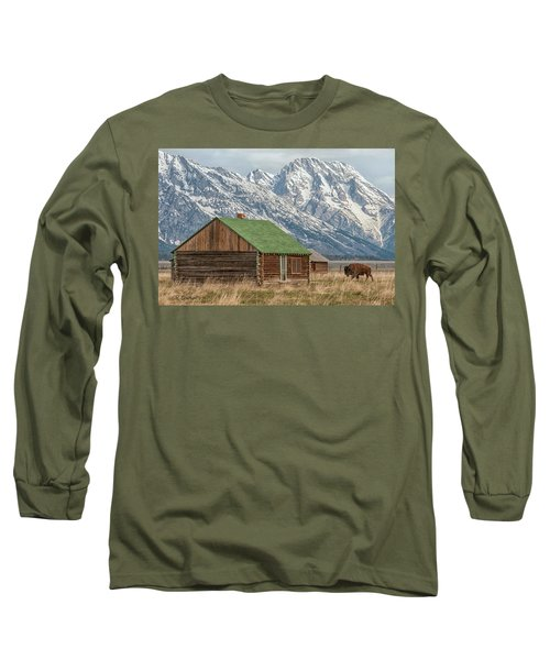 The Visitor Long Sleeve T-Shirt