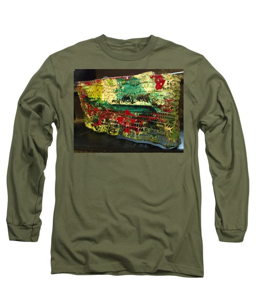 The Wall Proposed Long Sleeve T-Shirt