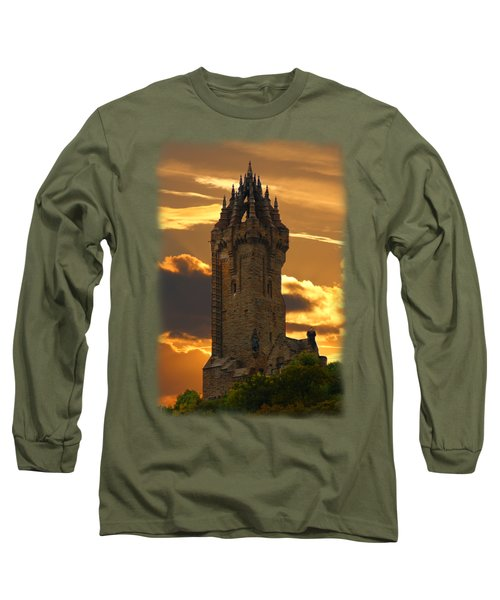 The Wallace Monument Long Sleeve T-Shirt