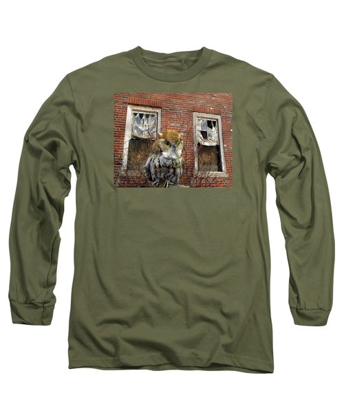 Long Sleeve T-Shirt featuring the photograph The Watch by Lynda Lehmann