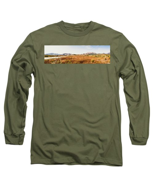 The Wide West Long Sleeve T-Shirt